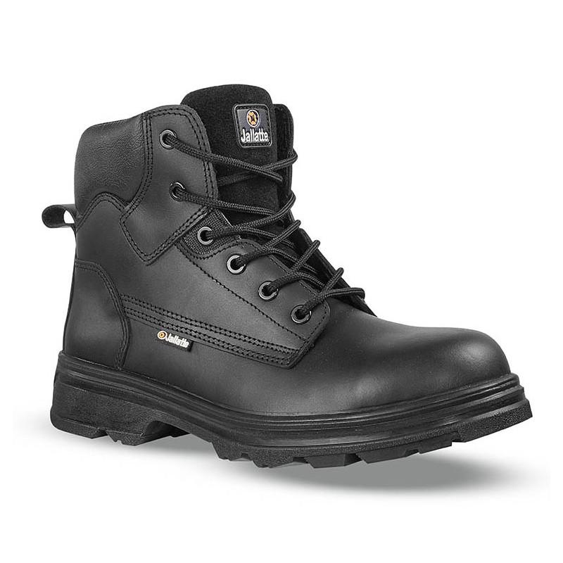 Chaussure de sécurité en cuir S3 - JALLATTE JALGERAINT