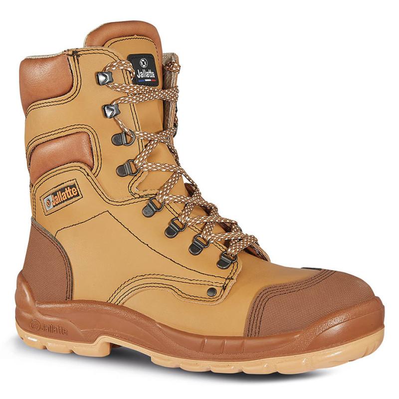 Chaussures de sécurité JALBORG STEEL S3 CI SRC - JALLATTE