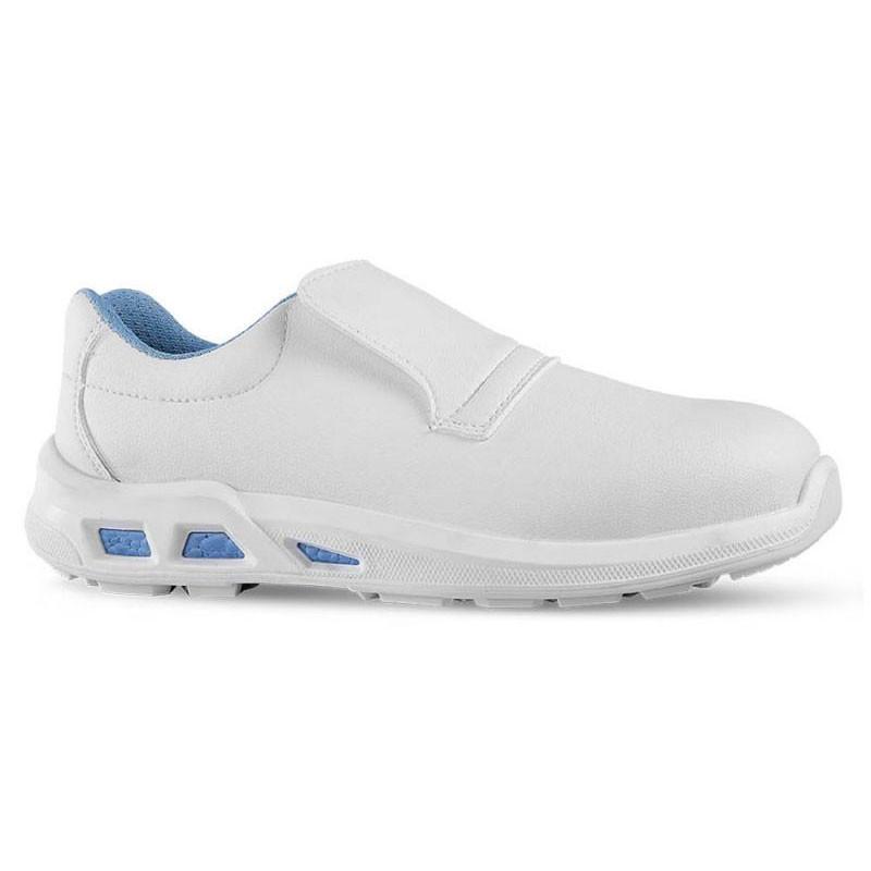 Chaussures de sécurité blanches de cuisine JALHYGIE S3 SRC