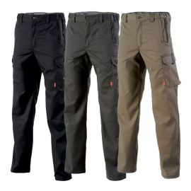 Pantalon de travail en stretch LAFONT CHINOOK - 1STS82CP