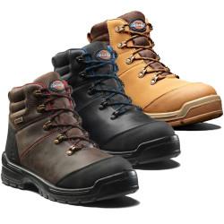 Chaussures de sécurité montantes S3 WR SRC - CAMERON DICKIES