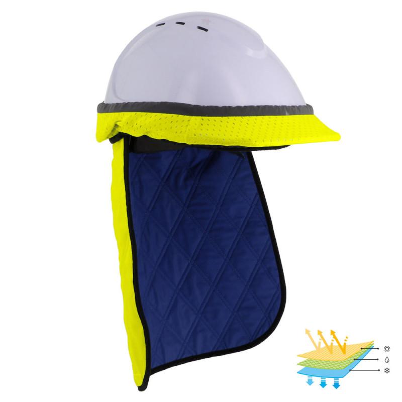 Coiffe de protection rafraîchissante pour casque - SINGER SAFETY