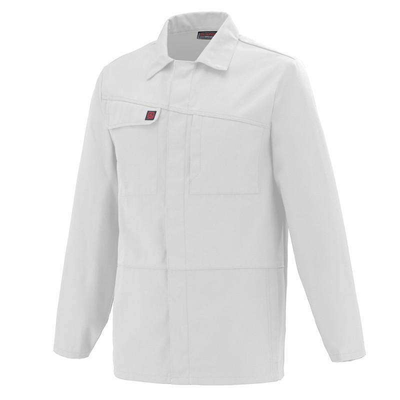 Veste de travail blanche LAFONT BERYL - 2MIMUP