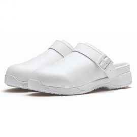 Sabot de sécurité blanc TRISTON II SB - Shoes For Crews
