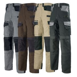 Pantalon Travaux Lourds - LAFONT 1ATH82CP