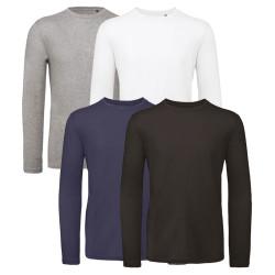 T-shirt de travail homme en coton biologique