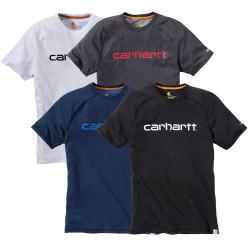 Tee shirt de travail FORCE® - DELMONT CARHARTT