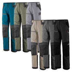 Pantalon de chantier pour Femme - 1ATHFUP CHAIN LAFONT