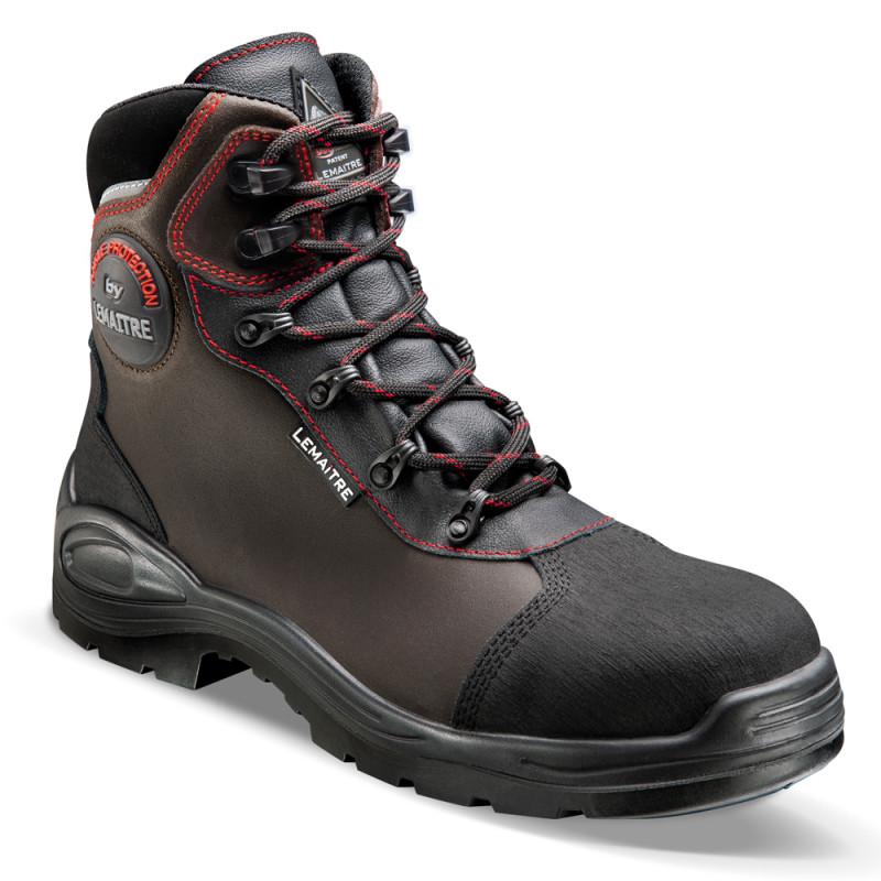 Chaussures de sécurité BTP S3 SRC - ENDURO LEMAITRE