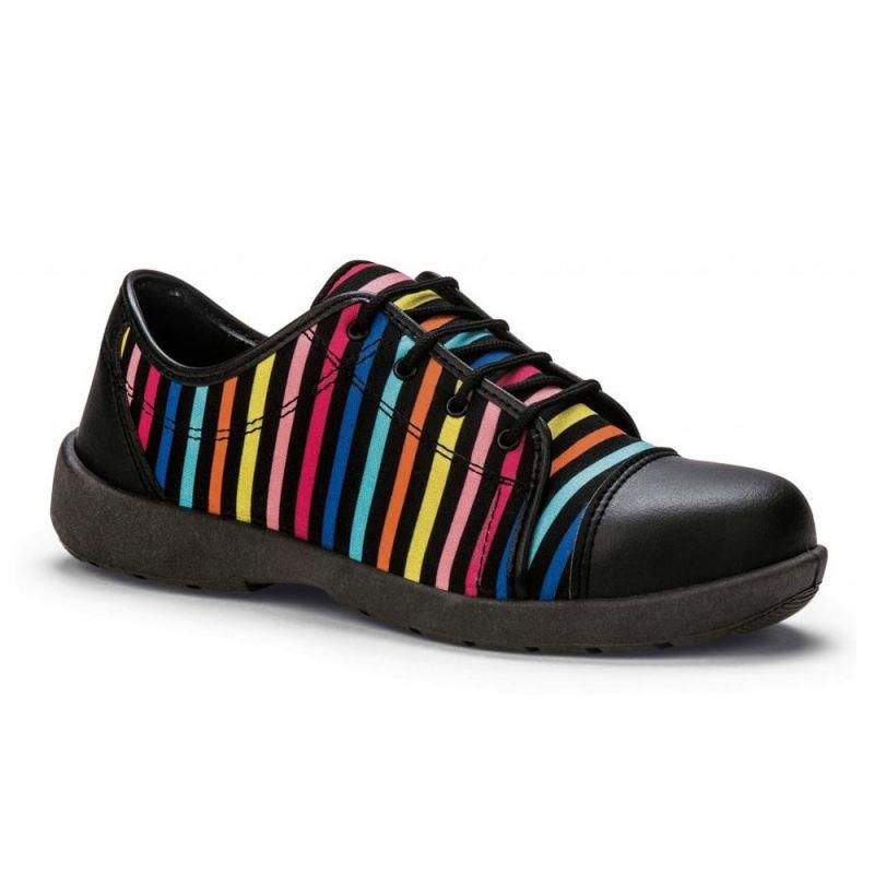 Chaussures de Sécurité Femme S1P SRC - BLANGE RAYÉ S24