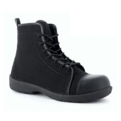Chaussures de sécurité Hautes Femme S1P - FLORIANE S24