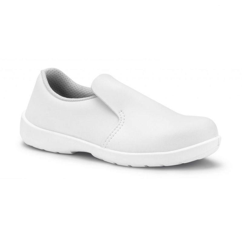 Chaussures de Cuisine S3 SRC - BIANCA BLANC S24