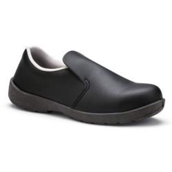Chaussures de Cuisine S3 SRC - BIANCA NOIR S24