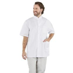 Tunique médicale homme blanche - TEO PBV