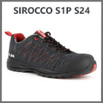 Basket de securite noir SIROCCO S24