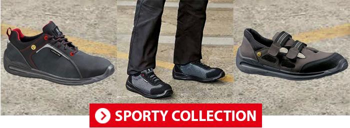 Chaussures de sécurité Lemaitre collection SPORTY