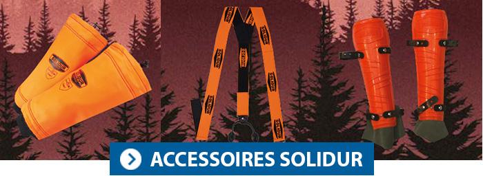 Accessoires de protection SOLIDUR