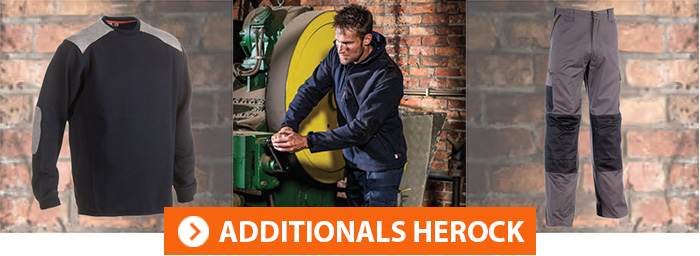Vêtements Herock collection Additionals
