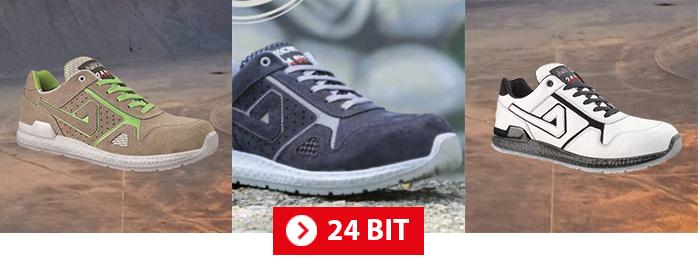 Collection 24 BIT AIMONT Chaussures de sécurité