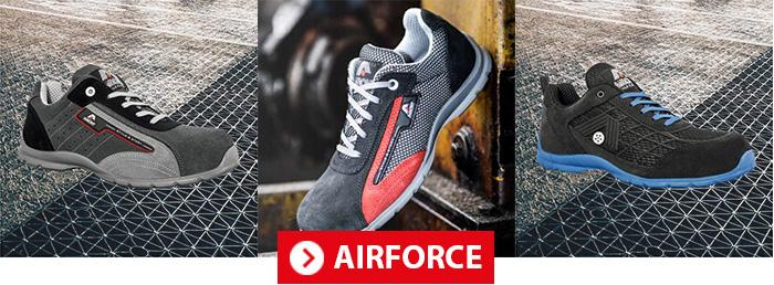Collection AIRFORCE AIMONT Chaussures de sécurité