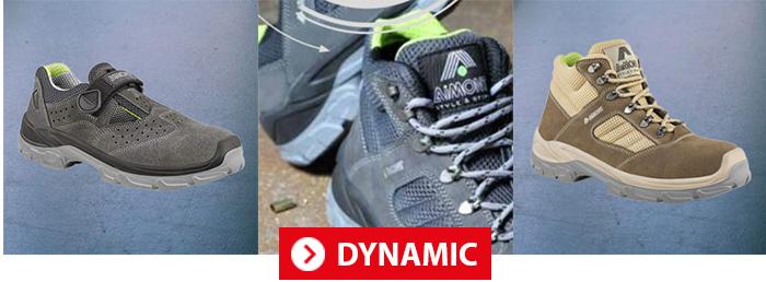 Collection DYNAMIC AIMONT Chaussures de sécurité