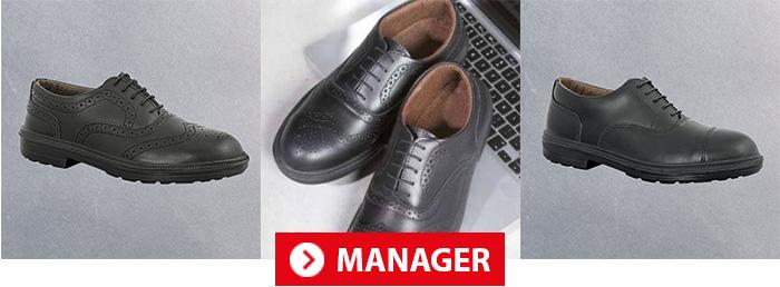 Collection MANAGER AIMONT Chaussures de sécurité