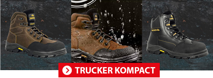 Collection TRUCKER KOMPACT AIMONT Chaussures de sécurité