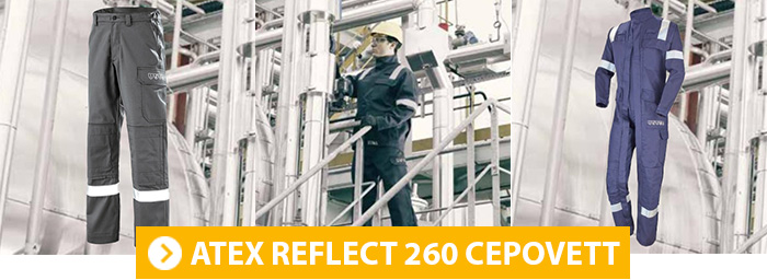 Cepovett atex reflect 260