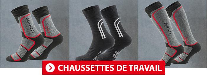 Chaussettes professionnelles Lemaitre