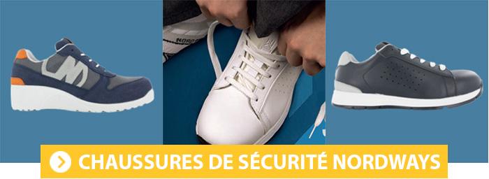 Chaussures de sécurité Nordways