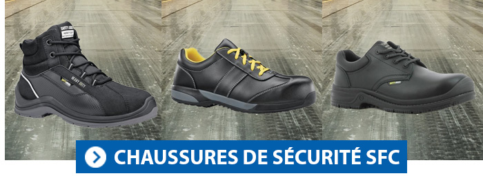 Chaussures de sécurité Shoes For Crew