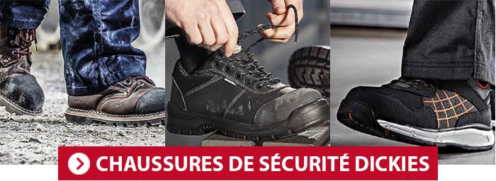 Chaussures de sécurité Dickies