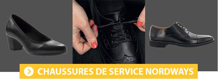 Chaussures de service Nordways