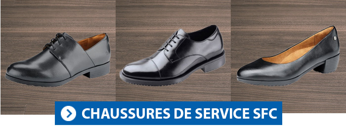 Chaussures de service Shoes For Crew