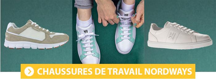 Chaussures de travail Nordways