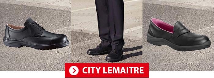 Collection CITY LEMAITRE