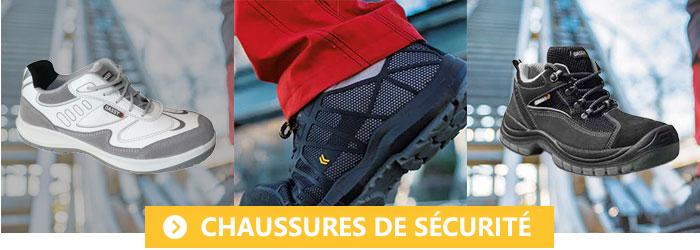 Collection Chaussures de sécurité Dassy