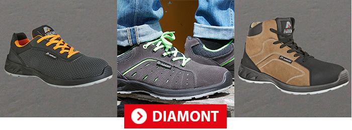 Chaussures de securite Diamont Aimont