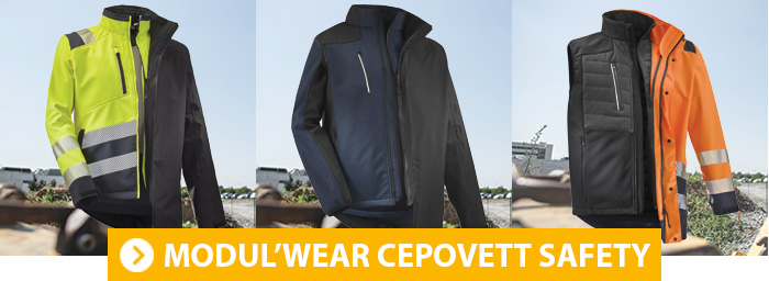 Collection Cepovett Intempéries Modul'Wear