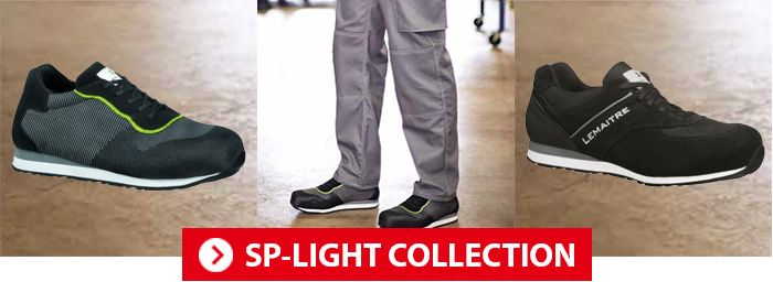 Collection basket de securite sp light Lemaitre