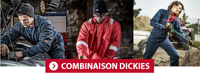 Combinaison de travail Dickies Workwear