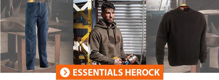 Vêtements de travail Herock Essentials