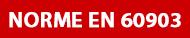 Norme EN 60903 Gants protection pour travaux électriques