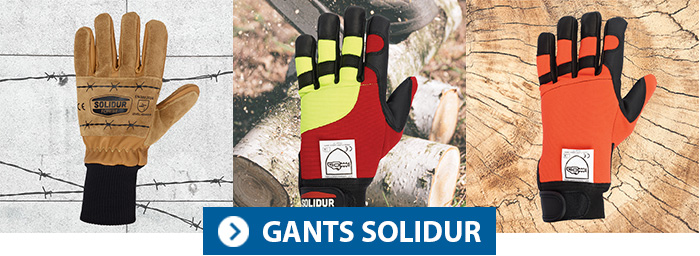 Gants de protection Solidur