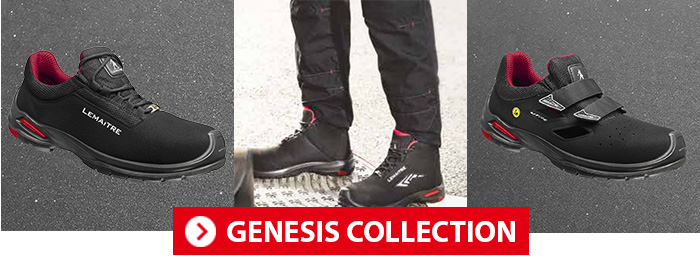 Collection chaussures Lemaitre GENESIS