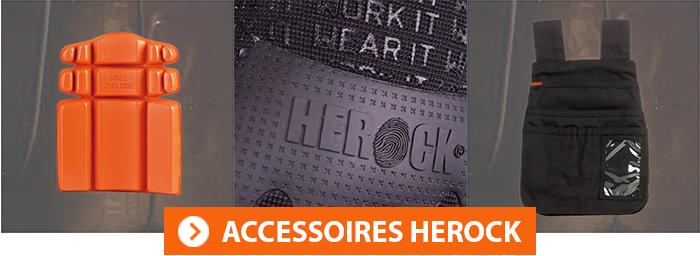 Accessoires Herock workgear