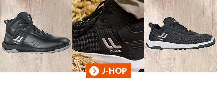 Chaussures de sécurité Jallatte J-Hop