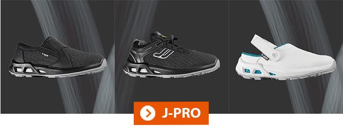 Collection Jallatte J-PRO