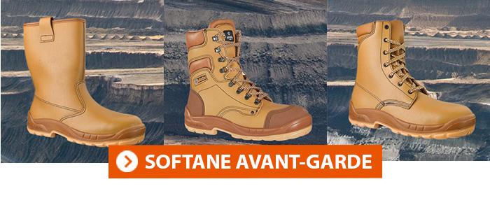 Chaussures et bottes de sécurité Jallatte Softane Avant-Garde