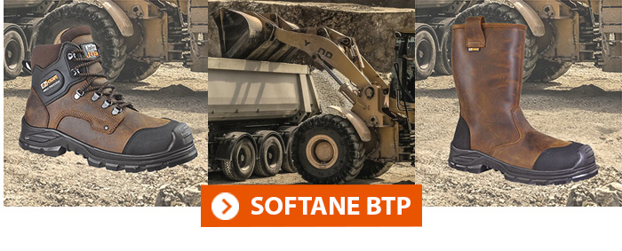 Collection Softane BTP Jallatte